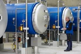 The world's largest ozone water treatment in 1978 is an AWESOME experience to visit in Sipplingen, Germany.