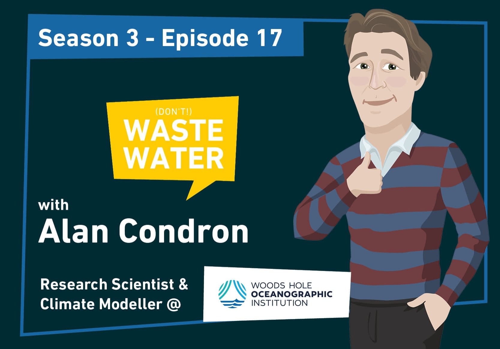 Alan Condron - Guest of the Don't Waste Water Podcast