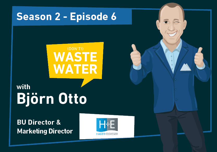 Björn Otto - Guest of the Don't Waste Water Podcast