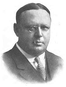 George Fuller, arguably another of the most influential people in the Water Industry