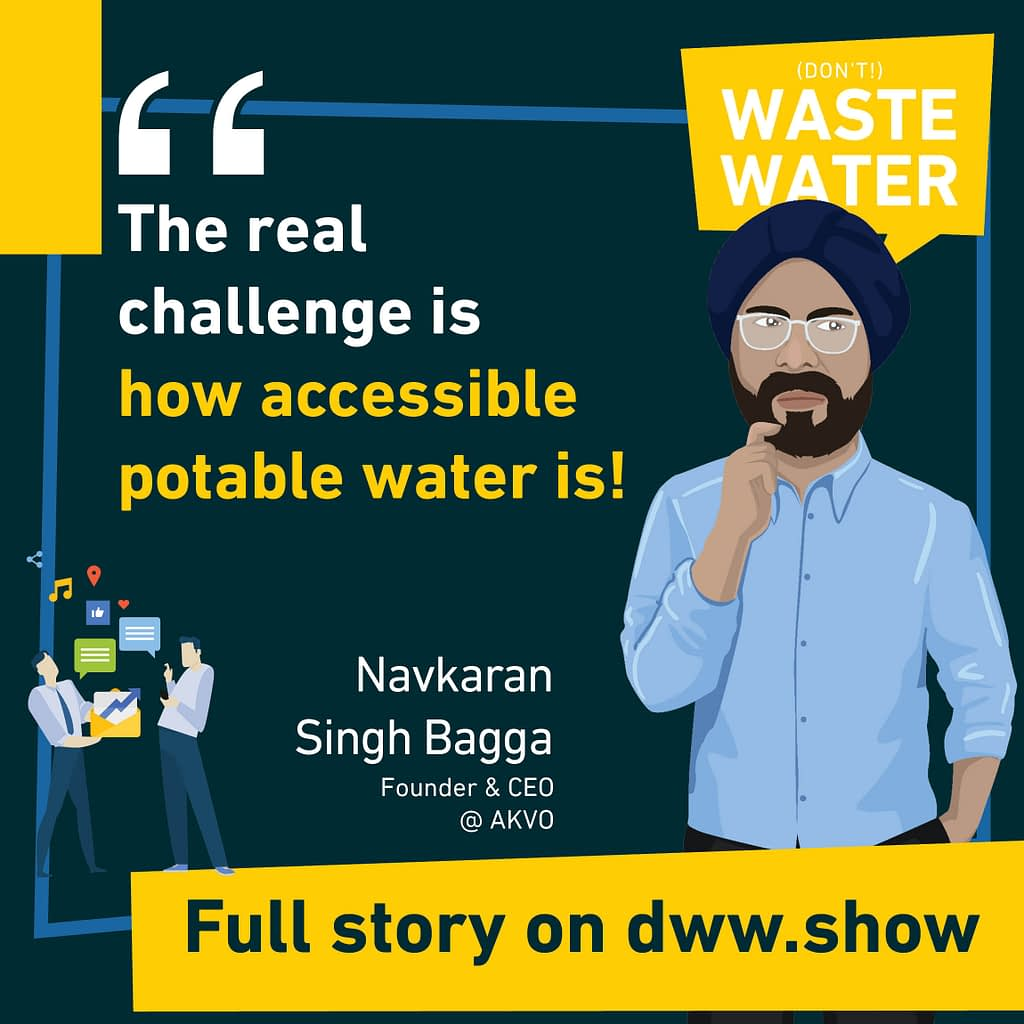 Potable Water is not always accessible. When it's not, Water from Air is an alternative!