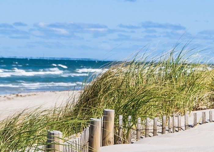 Cape Cod, Massachussets, is the base of the Woods Hole Oceanographic Institution