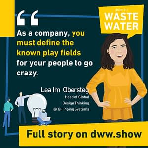 You must define the play field for your innovation team - Strategic advice by Lea Im Obersteg