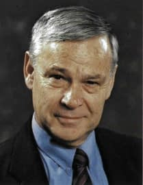 Piet Odendaal, an influential person in the water industry