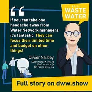 Pressure Management to reduce non-revenue water takes one headache away for Water Network Operators