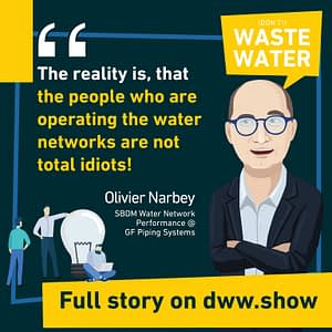 Don't get fooled: Water Network Operators are not total idiots!