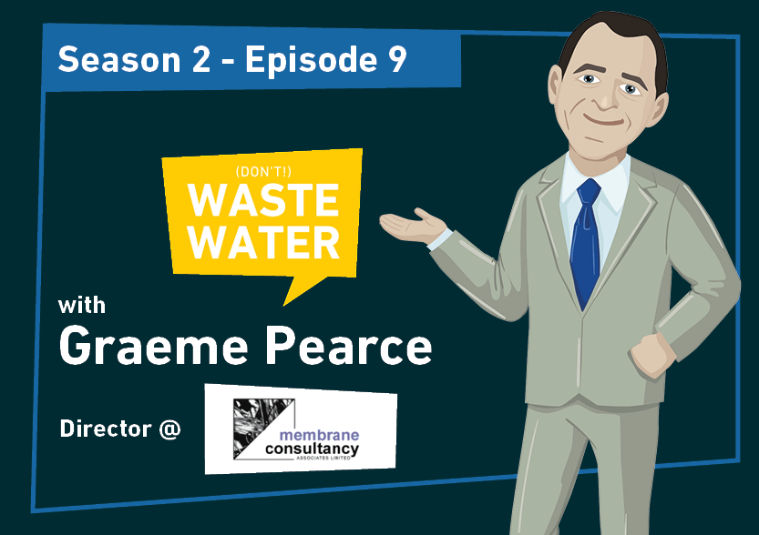 Graeme Pearce - Guest of the Don't Waste Water Podcast