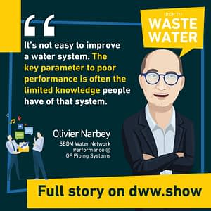 Improving Water Network Performance involves having a better understanding of your network