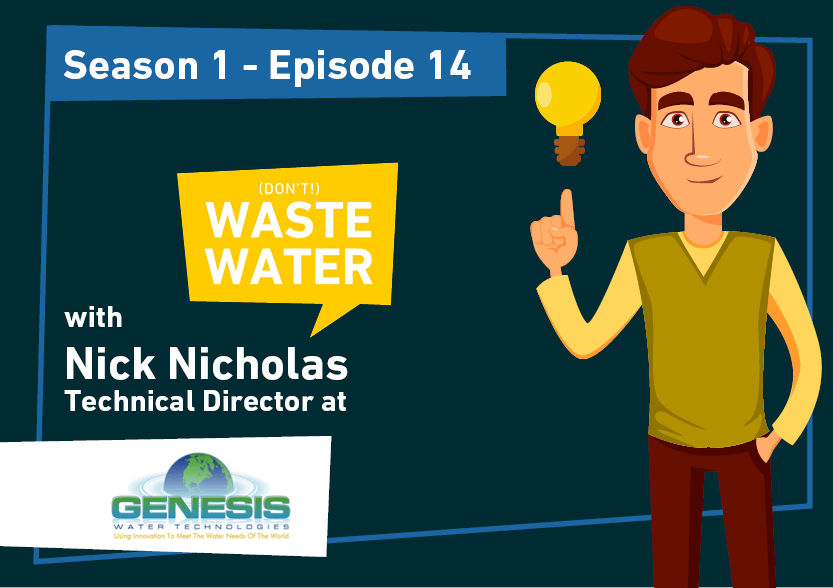 Nick Nicholas - Guest of the Don't Waste Water Podcast