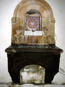 The first Water Bottle was filled in 1622 in the Holy Well Bottling Plant.