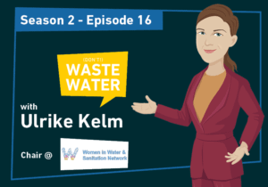 Ulrike Kelm - Guest of the Don't Waste Water Podcast