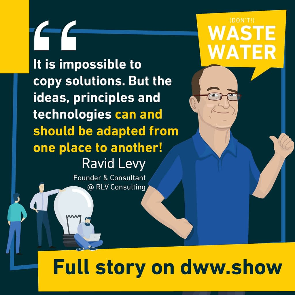 Can we copy the Israel Water Miracle? Not one to one, but it can be adapted from one place to another!