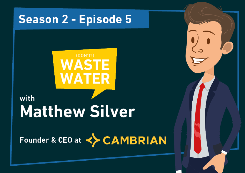Matthew Silver - Guest of the (don't) Waste Water Podcast