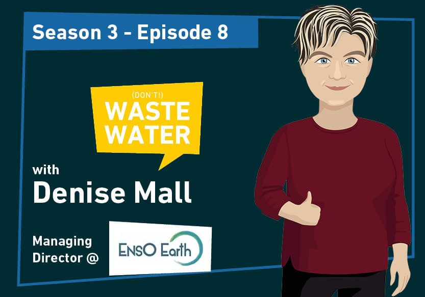 Alexander Loucopoulos - Guest of the Don't Waste Water Podcast