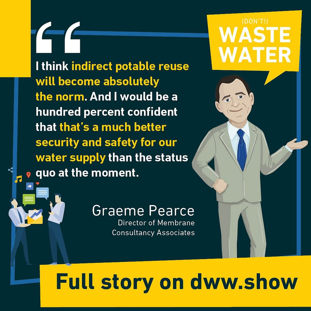 MBRs might become even stronger in the future, because of the increased need for Wastewater Reuse