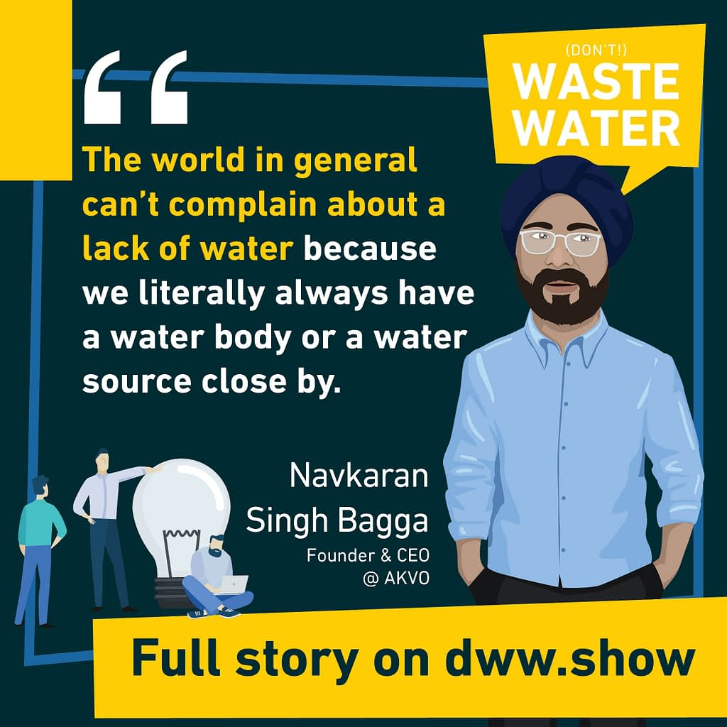 The world can't complain about a lack of water: Atmospheric Water Generation and Water from Air are available everywhere!