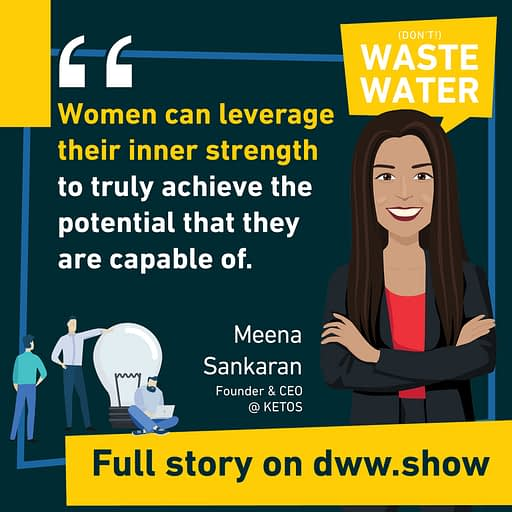 Woman can leverage their inner strength! Here's why Meena Sankaran founded W.IN.S