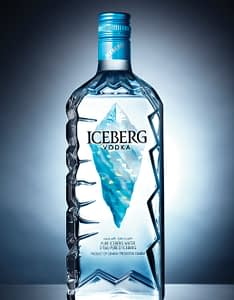 Iceberg Water can be harvested for Vodka, so why not for Drinking Water?