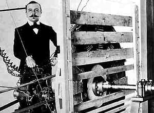 Marius Paul Otto refined ozone water treatment and built the longest operating ozone plant, in Nice in 1907.