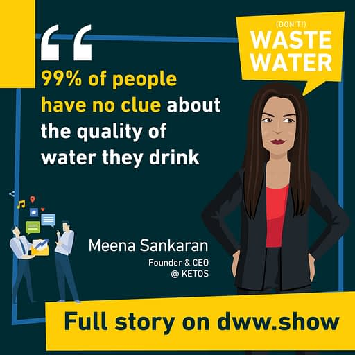 99% of people have no clue about the Water Quality they drink