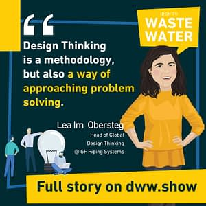 Design Thinking is a methodology, but also a way of approaching problem solving.