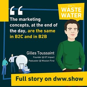 Growth Marketing concepts are the same in B2C and in B2B - GT Impact founder.