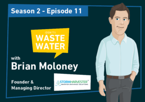Megan Casey Glover - Guest of the Don't Waste Water Podcast