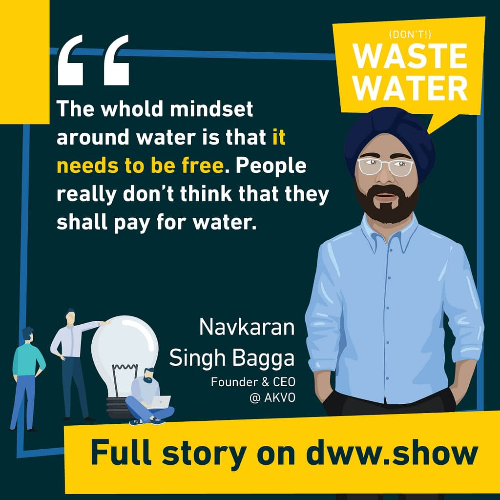 People still believe that water shall be free. But atmospheric water generators have a cost!